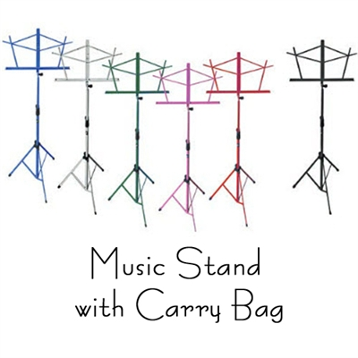 Music Stand with Carry Bag