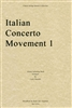 Italian Concerto Movement 1: Classic String Quartet Collection