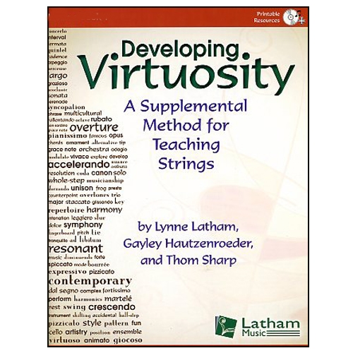 Developing Virtuosity- Bass- Book 3