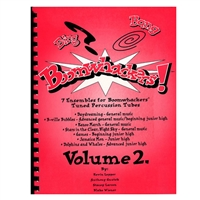 Bing Bang Boomwhackers: Volume 2 with CD