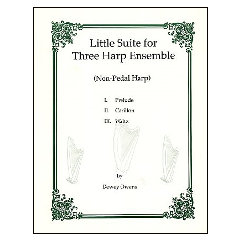 Little Suite for Three Harp Ensemble