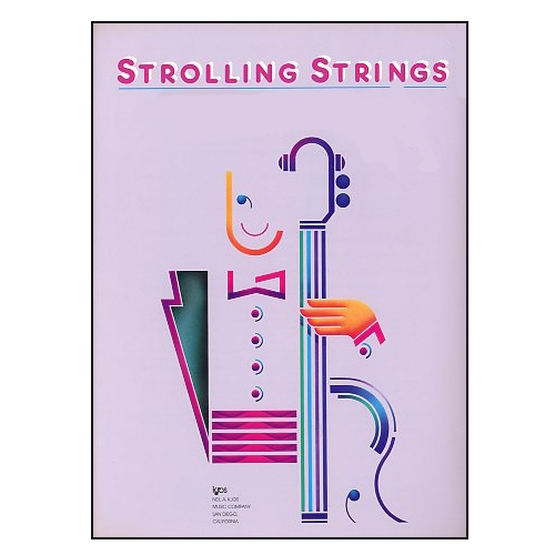 Strolling Strings: A Musical Buffet of All-Time Favorites for Viola