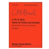 Works for Violin and Harpsichord, Vol 2